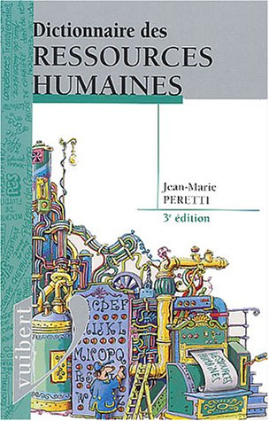 Dictionnaire des ressources humaines: Peretti, Jean-Marie