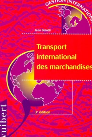 9782711778812: Transport international des marchandises