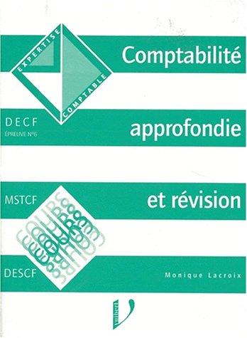 9782711779185: COMPTABILITE APPROFONDIE ET REVISION. Cours