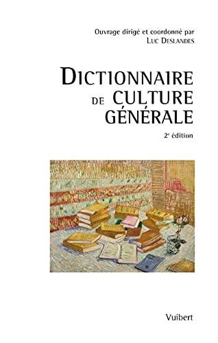 9782711784400: Dictionnaire de culture générale