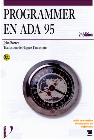 9782711786510: Programmer en Ada 95