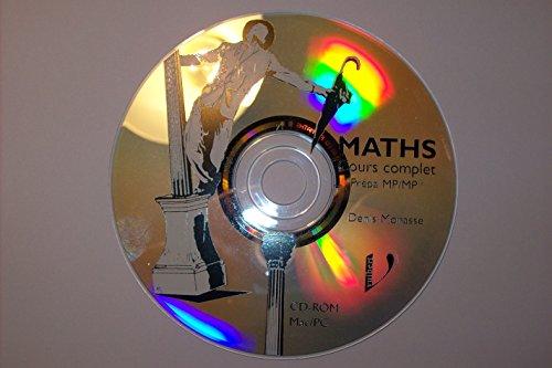 9782711788118: Cours complet de mathématiques : pour la préparation MP