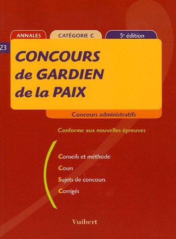 Concours de Gardien de la paix : Elie Allouche, Anne-Marie