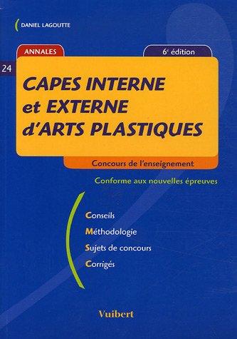 9782711794829: CAPES interne et externe d'arts plastiques