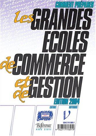 9782711798919: Comment pr�parer les grandes �coles de commerce et de gestion