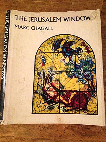 9782711800322: Marc Chagall - The Jerusalem Windows