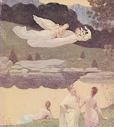 Puvis De Chavannes 1824-1898: D'Argencourt, Louise; Foucart, Jacques