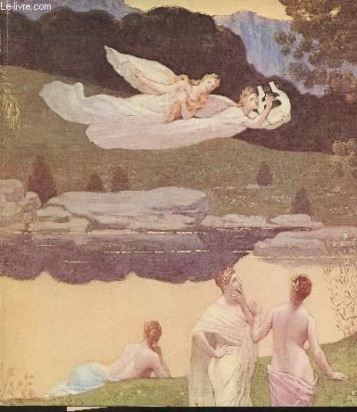 puvis de chavannes 1824 1898 exposition paris grand palais 26 novembre 1976 14 fevrier 1977 ottawa galerie nationale du canada 18 mars 1977 1er mai 1977 catalogue french edition