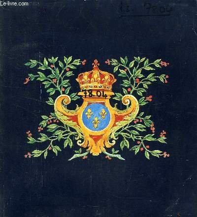 Collections de Louis XIV dessins, albums, manuscripts: Collectif