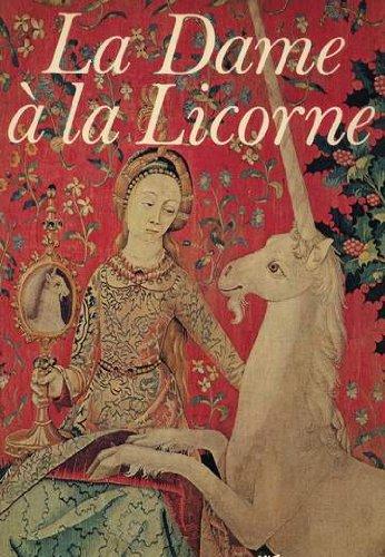 9782711800889: La dame à la licorne (French Edition)