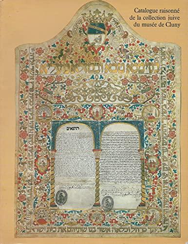 9782711801879: Catalogue raisonne de la collection juive du Musee de Cluny (French Edition)