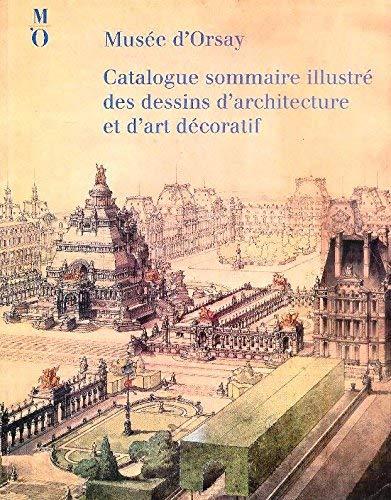 Catalogue sommaire illustre des dessins d'architecture et d'art decoratif: Loyrette, ...