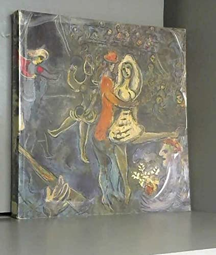 Marc Chagall, l'oeuvre grave: Musee national Message: Chagall, Marc