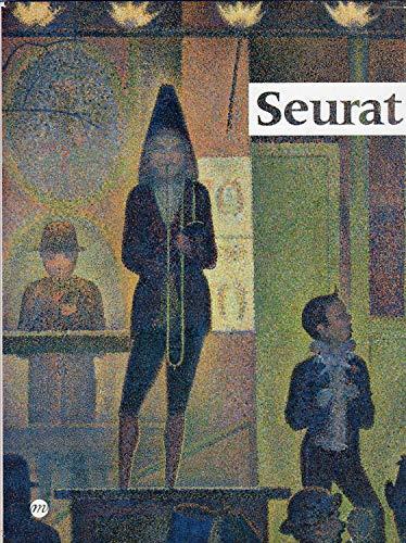9782711824403: Seurat : Galeries nationales du Grand Palais, Paris, 9 avril-12 août 1991