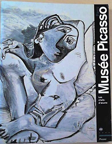 Chefs oeuvre du musee picasso (French Edition): n/a