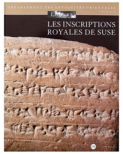 9782711828685: Inscriptions royales de suse