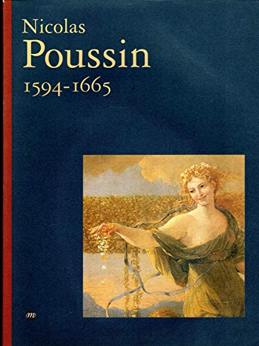 9782711830275: Nicolas Poussin: 1594-1665 : Galeries nationales du Grand Palais, 27 septembre 1994-2 janvier 1995 (French Edition)