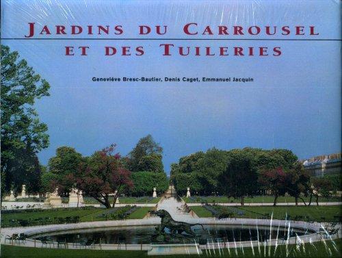 9782711833917: JARDIN DU CARROUSSEL ET DES TUILERIES