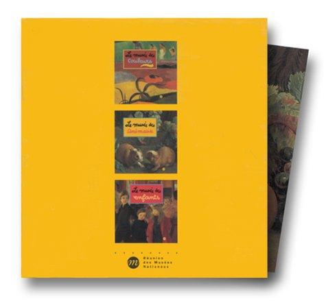 9782711837786: Le Musée des couleurs, des enfants, des animaux (3 livres)