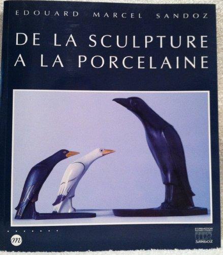 Edouard Marcel Sandoz 1881-1971. De la sculpture