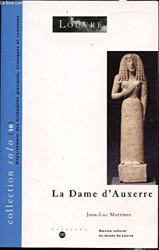 9782711840649: La Dame d'Auxerre (Collection solo) (French Edition)