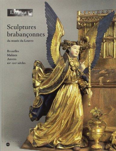 9782711842148: sculptures brabanconnes ; musees louvre