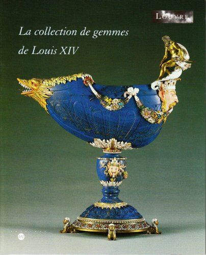 9782711842780: La collection de gemmes de Louis XIV