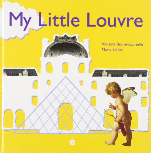 9782711844234: My Little Louvre (Anglais)
