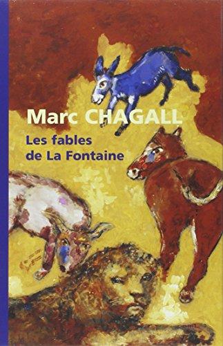 Les fables de La Fontaine: Marc Chagall