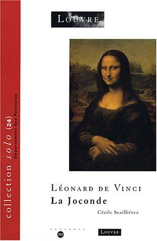 9782711846993: JOCONDE DE LEONARD DE VINCI