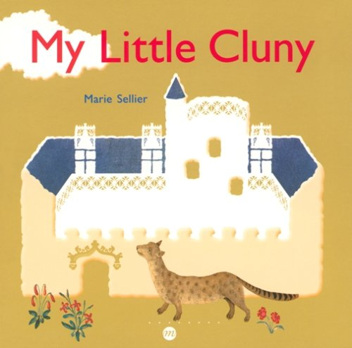 9782711848447: My Little Cluny