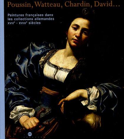 9782711849147: peintures francaises dans les collections allemandes, xvii-xviii siecles