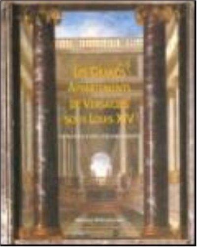 9782711849635: Les Grands Appartements de Versailles sous Louis XIV : Catalogue des d�cors peints
