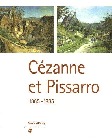 9782711850433: Cézanne pissarro 1865-1885.