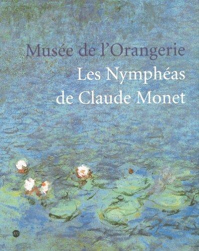 9782711850686: Les Nymphéas de Claude Monet : Musée de l'Orangerie
