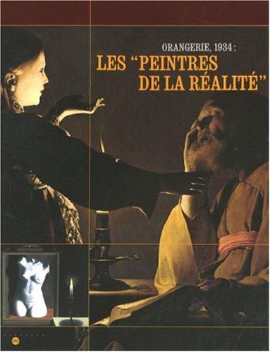 9782711850716: Les peintres de la réalité (French Edition)