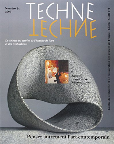 Techne N24 2006 (French Edition): Collectif