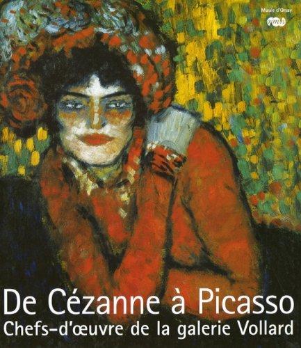 9782711852727: De Cezanne a Picasso; Chefs-d'oeuvre de la galerie Vollard