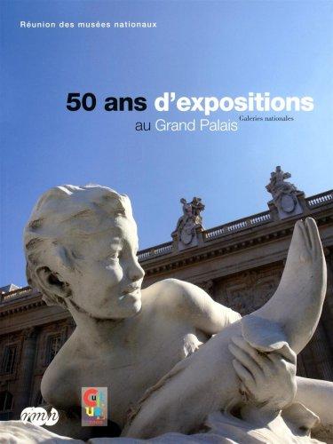 50 ans d'exposition au Grand Palais: Renee Grimaud