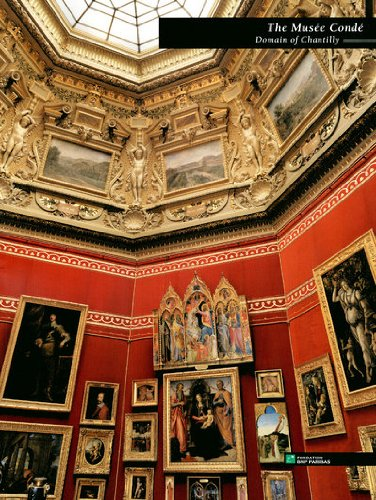 the musée Condé in Domain of Chantilly: Collectif