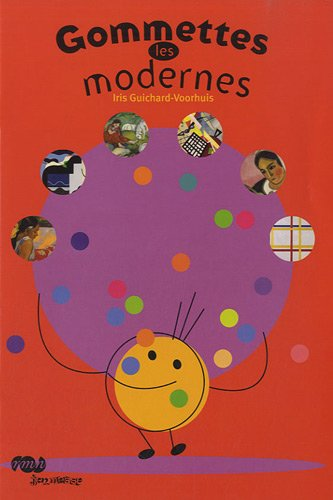 9782711857562: Les gommettes modernes (French Edition)