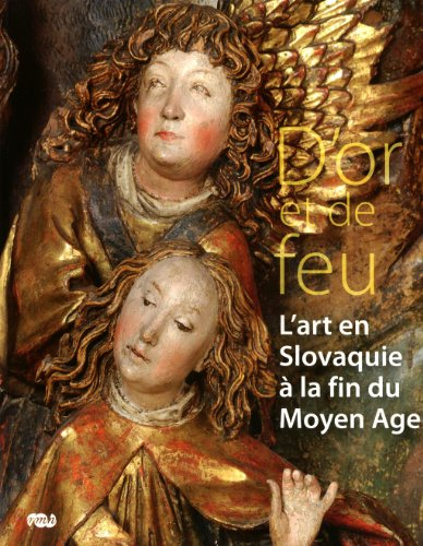 D'or et de feu : L'art en Slovaquie a la fin du Moyen Age: Collectif