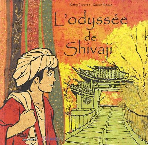 9782711857883: L'odyssée de Shivaji