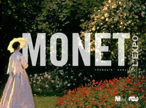 MONET L EXPO 1840-1926 (FRANCAIS-ANGLAIS) (RMN ARTS: Collectif