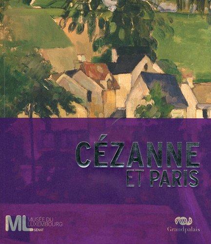 9782711858750: Cezanne Et Paris (French Edition)