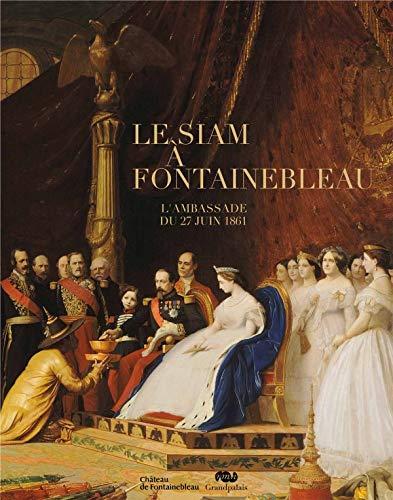 le Siam à Fontainebleau: Xavier Salmon
