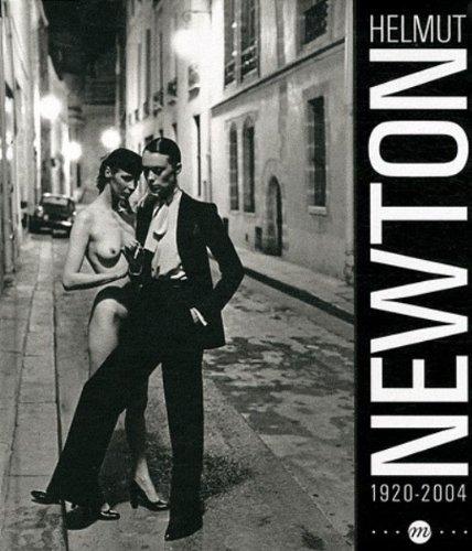 9782711860463: Helmut Newton (1920-2004) Exhibition Catalogue - English version (French Edition)