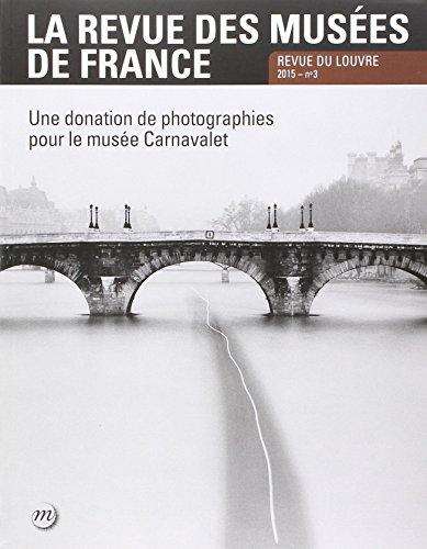 9782711862535: Revue Musees de France N 3-2015