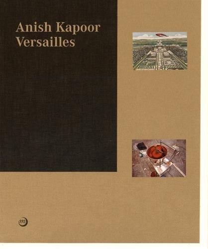 9782711862641: Kapoor a Versailles