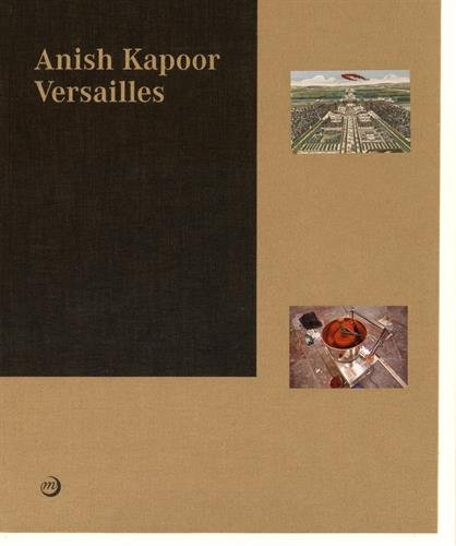 9782711862641: Anish Kapoor Versailles
